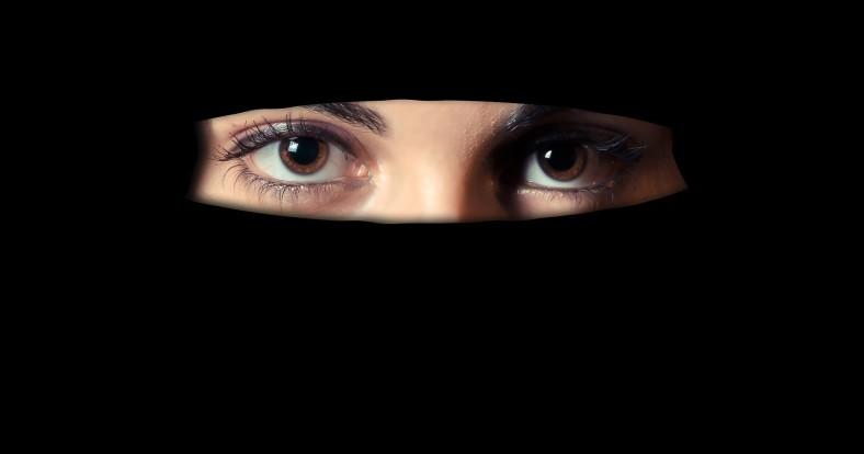 niqab-1621517_1920