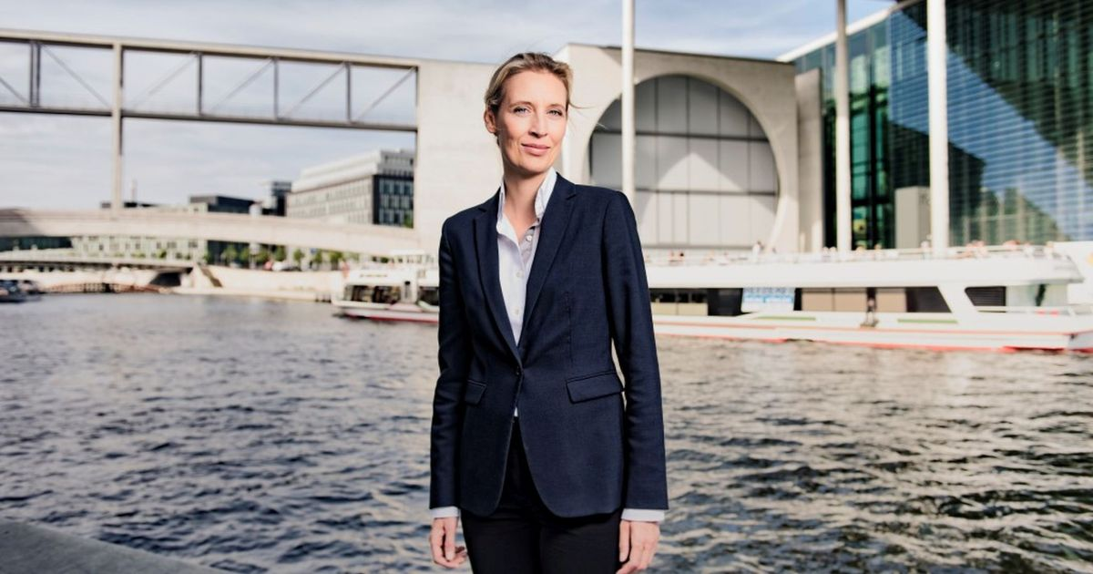 Alice Weidel im Exklusivinterview mit David Berger