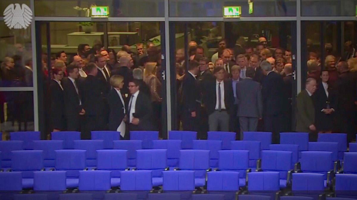 AfD erteilt den volkophoben Altparteien im Bundestag eine Lektion in Sachen Demokratie