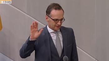 Eilmeldung: EU lehnt Heiko Maas als neuen deutschen Außenminister ab
