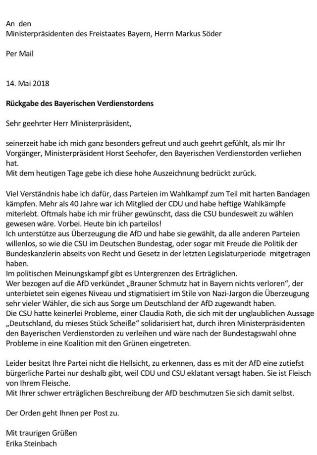 Brief an Söder (3)