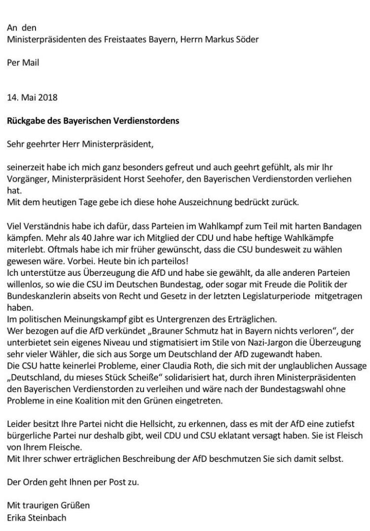Brief an Söder (3)