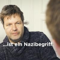 Robert Habeck: Es gibt kein Volk, ergo auch keinen Volksverrat