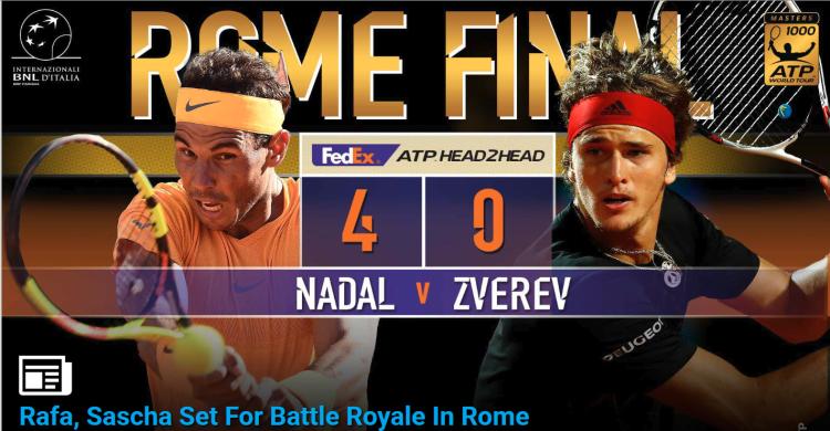 Rom-Finale-Nadal-Zverev