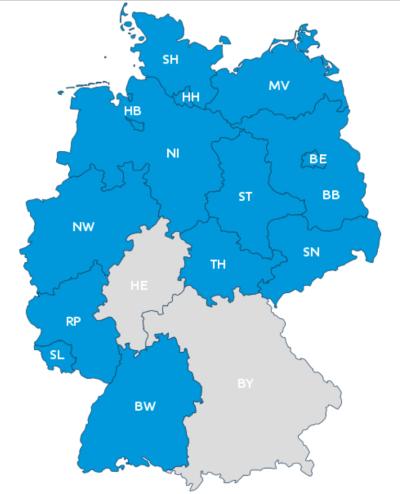 Blaues Deutschland wiki