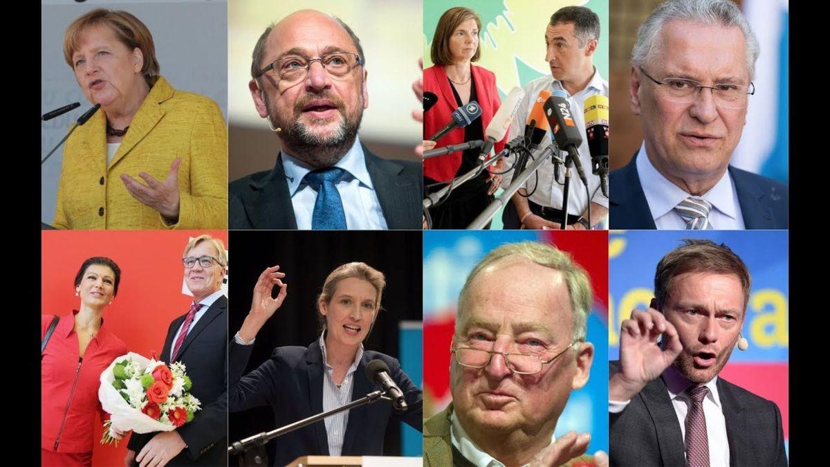 Wie sehr hat sich die Parteienlandschaft innerhalb von fünf Jahren verändert?