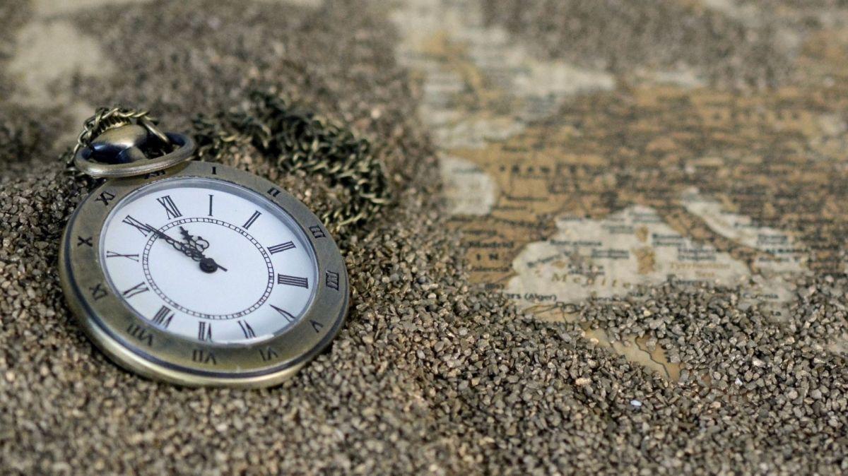 Dreitausend Jahre Europa erzählt in fünf Minuten oder: Es ist fünf vor zwölf