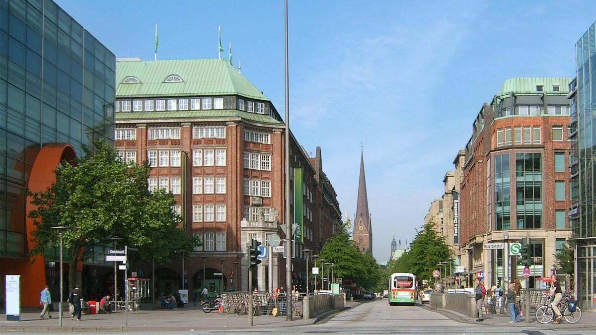 Unfassbares zur Vergewaltigung der 14-Jährigen mitten in Hamburg morgens um 9 Uhr