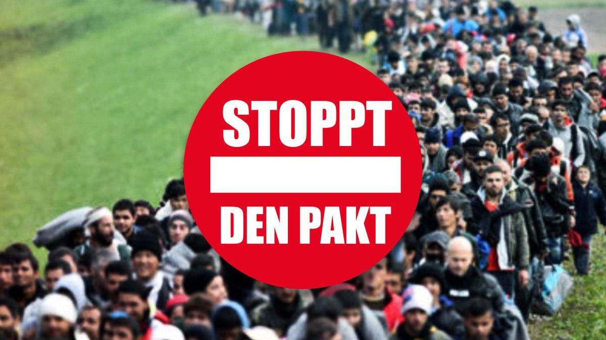 JFB veröffentlicht die vom Bundestag gelöschte Anti-Migrationspakt-Petition