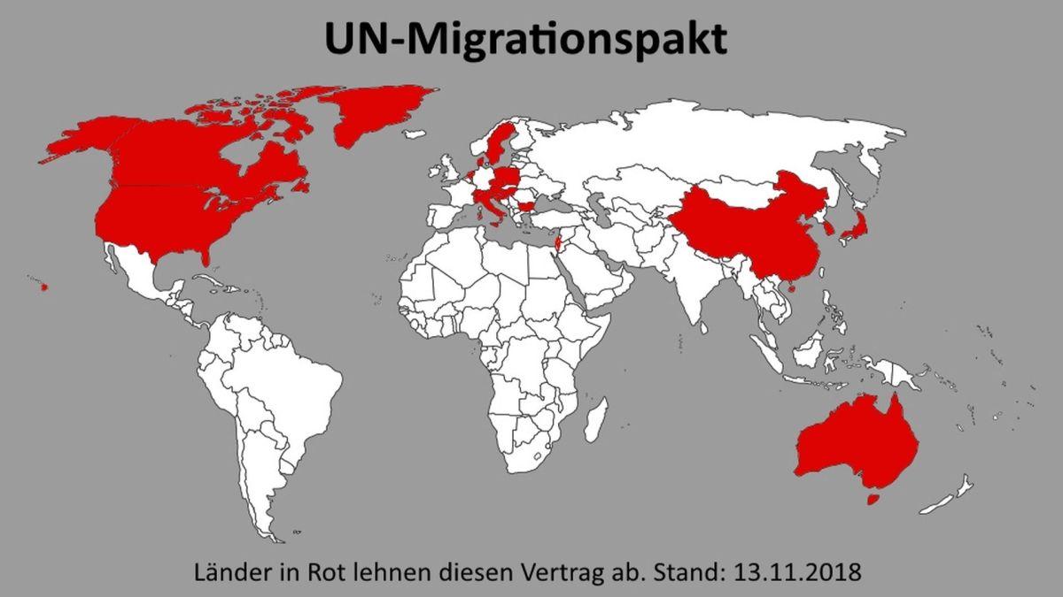 Deshalb lehnen immer mehr Länder den Migrationspakt ab