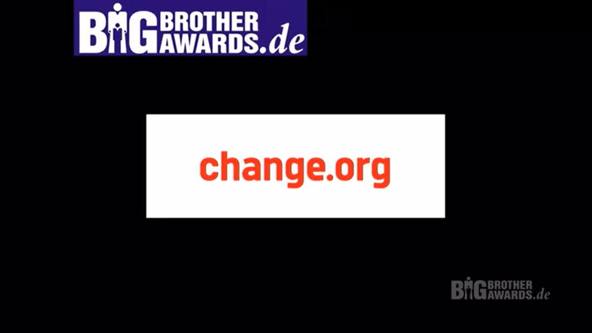 Wie auch bei change.org Petitionen verschwinden und wieder auftauchen