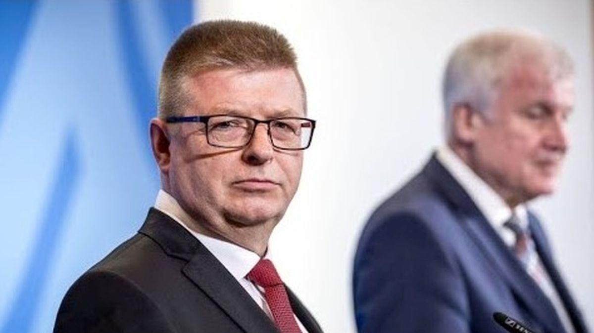 Rechtsbruch durch den neuen Verfassungsschutzpräsidenten?
