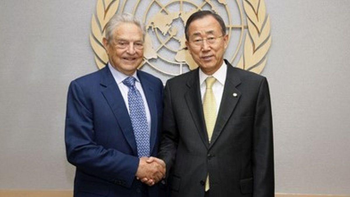 Was ist das nur für ein Sumpf: ARD - MDR - Karola Wille - George Soros - UNO