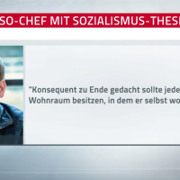 """Kevin allein zu Haus: Kühnert will Massenenteignungen und """"demokratischen Sozialismus"""""""