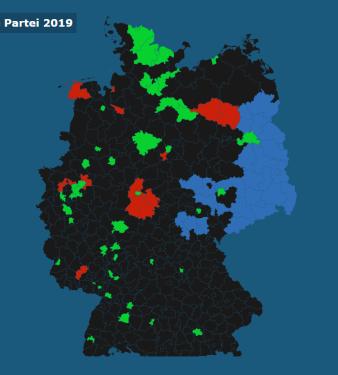 Stärkste Partei 2019 (2)