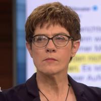 Der Schäbigkeitspreis 2019 geht wohl an: Annegret Kramp-Karrenbauer