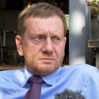 Sachsenwahl: Es riecht nach Schwarz-Grün-Rot-(Gelb)
