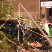 Handelt es sich bei dem SUV-Fahrer in Berlin-Mitte wirklich um einen Marokkaner?