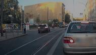 Hier sieht man, mit welcher Geschwindigkeit der SUV in Berlin in die Menschen raste