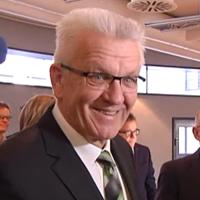 Die Grünen steigen in Baden-Württemberg auf 38 Prozent