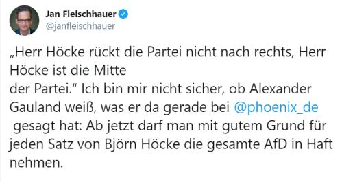 Fleischhauer-Gauland