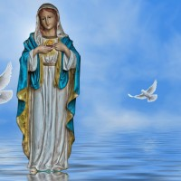 """Maria als Anti-Eva und der Mythos von der """"unbefleckten Empfängnis"""""""