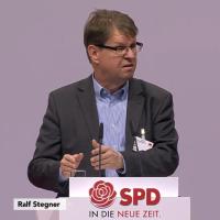 Wird Ralf Stegner tatsächlich Finanzminister und Vize-Kanzler?
