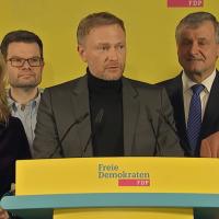 Schreckensnachricht für die FDP: Bei der Hamburgwahl gab es einen Auszählungsfehler