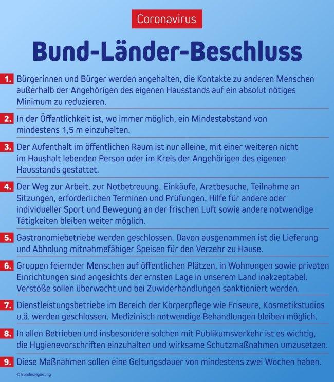 Bund-Länder-Beschluss