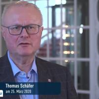 Warum nahm Hessens Finanzminister Thomas Schäfer sich selbst das Leben?