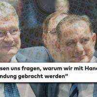 Was sagen eigentlich die beiden Bundesvorsitzenden der AfD zur Tat von Hanau?