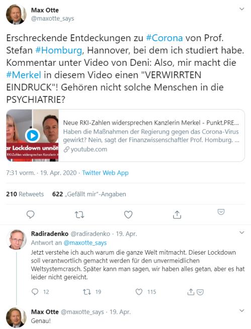 Merkel Psychiatrie