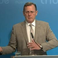 Ramelow macht die Thüringer froh oder: Thüringen first