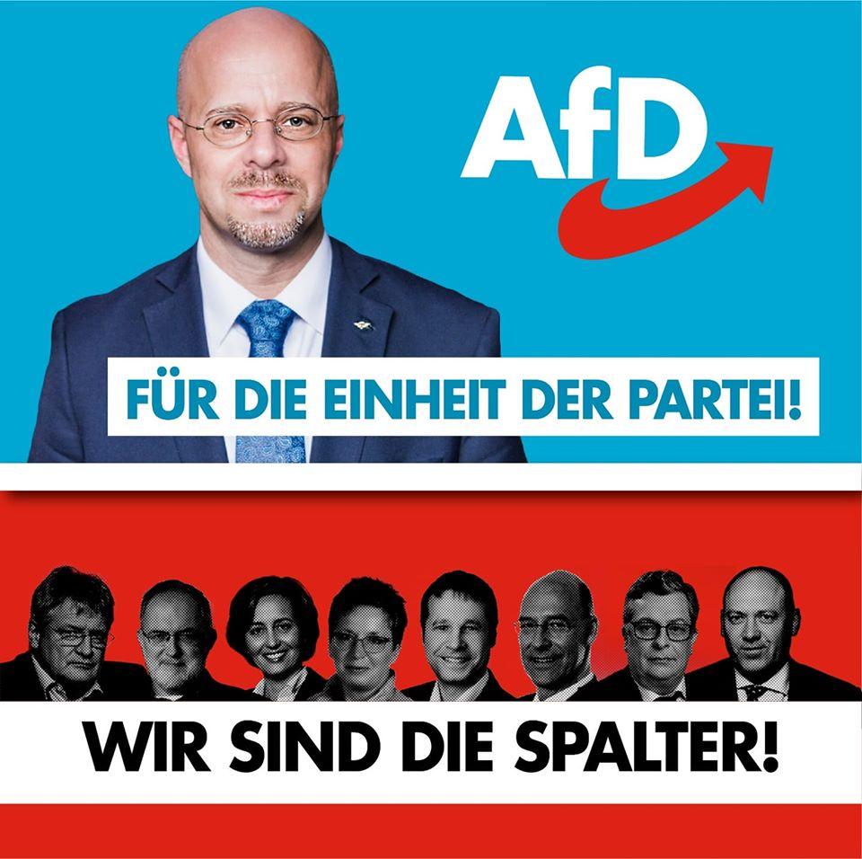 Pohl-Einheit-Spalter