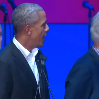 Alle vier Ex-Präsidenten üben Kritik an Trump