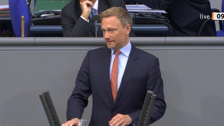 FDP: Leichtmatrosen, die notorisch zu spät kommen