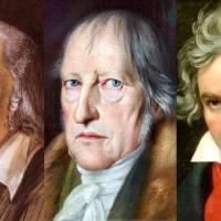 Hölderlin, Hegel, Beethoven: Die Popstars der Freiheit feiern 250. Geburtstag