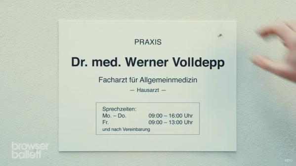 Dr. Volldepp