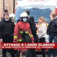 Erneut Messeranschlag in Paris