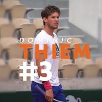 French Open: Thiems Chance, seit 2005 die fünfte Nr. 2 der Welt zu werden