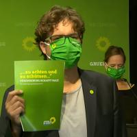 Grünes Grundsatzprogramm: Ein Wunschkatalog für eine Welt ohne Mangel an Geld
