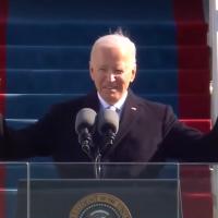 Joe Bidens Antrittsrede: Wir feiern heute den Triumph der Demokratie