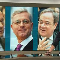 Vorstellungsrunden der Kandidaten für den CDU-Vorsitz
