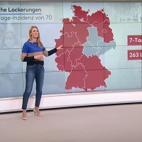 Trotz steigender Inzidenz: Mehrheit für Lockerungen