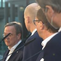 Machtkampf um K-Frage: Laschet weigert sich zurückzuziehen, Nachtsitzung ohne Einigung