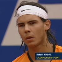 Rafael Nadal on European clay: a look back