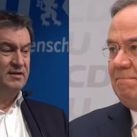 Warum der Söder-Laschet-Machtkampf gut und wichtig, ja nötig ist