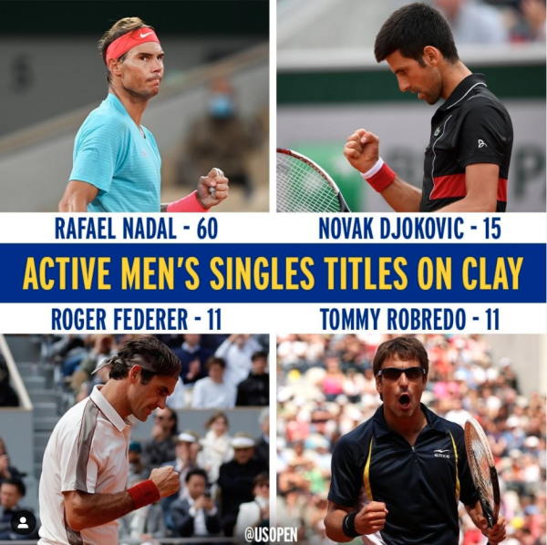 Titles on clay