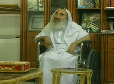 Ahmad Yasin, euronews-Screenshot