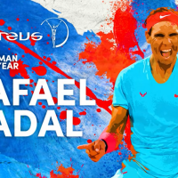 Laureus Awards: Rafael Nadal named World Sportsman of the Year for the second time